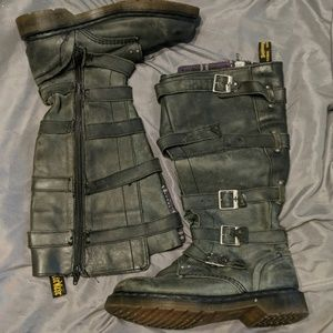 RARE Doc Martens Phina Tall Boots